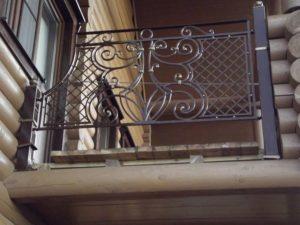 Balkongelender #125