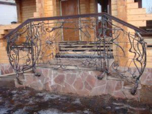 Balkongelender #126