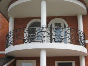 Balkongelender #82