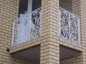 Balkongelender #111