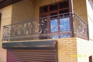 Balkongelender #88