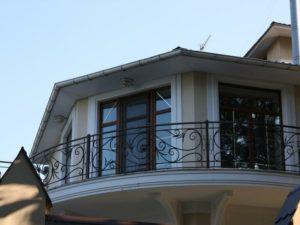 Balkongelender #128