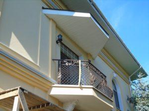 Balkongelender #16