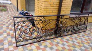 Balkongelender #21